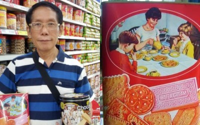 Inilah Sosok Pelukis Kaleng Biskuit Khong Guan