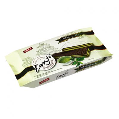Kenji Wafer Green Tea 100gr-Biscuit-Exporter-Cookies-Pie-Crackers-Sandwich-Wafers-Snacks-Assorted-Khong-Guan-Monde-Nissin-pdk-mndl-46-1